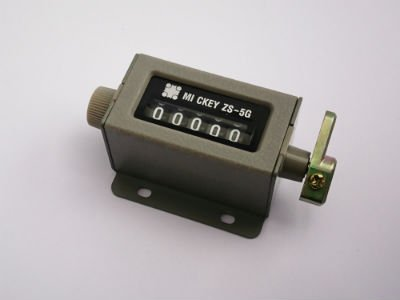 Handy Type Mechanical Counters ZS-5
